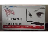 """Brand new 50""""hitachi smart tv £400,the price is negotiable."""
