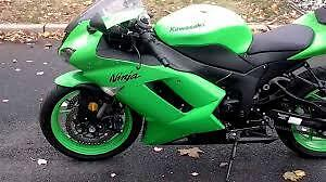 2008 Kawasaki Ninja 600 FINANCING AVAILABLE DEALER OR PRIVATE OK