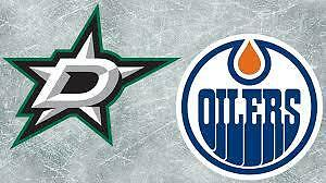 Edmonton Oilers vs Dallas Stars March 14th 2017