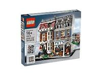 LEGO 10218 Pet Shop Unopened