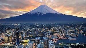 2 x Flights Tokyo Japan Kilaben Bay Lake Macquarie Area Preview