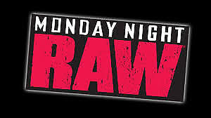 WWE Monday Night Raw Monday August 27th @ 7:30pm @ Air Canada