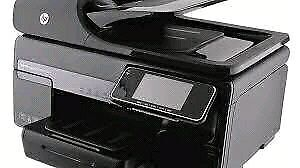 hp officejet pro 8500A all-in-one printer