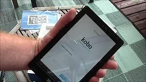 Want to trade my kobo arc 7 hd for ps3 or console