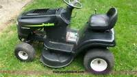 POULIN LAWN MOWER TRACTOR
