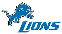 DETROIT LIONS SEASON TICKETS - ALL GAMES!