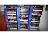 Ps4 games wanted