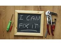 DIY/Handyman | Wall Mounting | Assembling Flat Packs | Tiling | Electrical | Plumbing | Painting