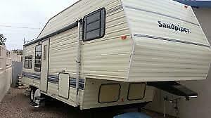 FREE REMOVAL: CAMPERS, RVs, TRAVEL TRAILERS !