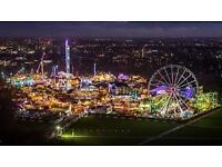!!!Exclusive 50% of Winterwonderland tickets...limited to availability !!!