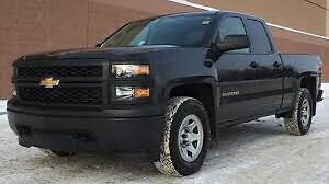 2014 Chevy Silverado 1500 double cab WT! New safety inspection