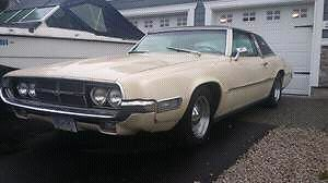 1969 thunderbird with 429 thunderjet