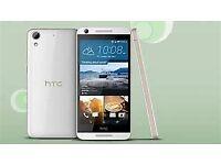 HTC 626 White Unlocked Like New