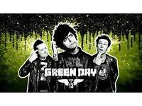 1 x Green Day Ticket - Belsonic