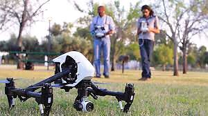 Learn how to fly inspire 1 drone ( Guaranteed results) Victoria Point Cook Wyndham Area Preview