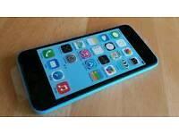 Apple iPhone 5C great A blue colour! ! Unlocked 4G 8gb