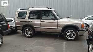 Land Rover Discovery pour projet ou pièces