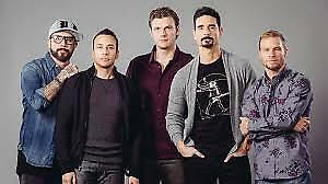 Backstreet Boys Wednesday July 17th@ 8:00pm @ Scotiabank Arena