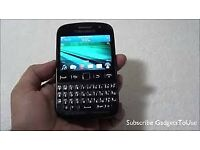Blackberry Curve Mobile Phone 9720 on O2