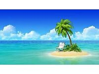 Company wanted for warmer climes-absolutely FREE****