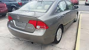 Wanted: 06 HONDA CIVIC SEDAN REAR BUMPER NEEDED