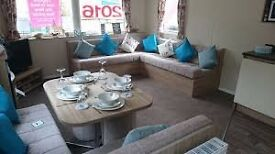 STUNNING BRAND NEW CARAVAN FOR SALE AT SANDY BAY HOLIDAY PARK - NO SITE FEES TILL 2018