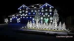 Christmas Lights Installed..  Now booking, Reasonable rates!