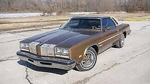 looking for 76 Olds Cutlass parts or parts car