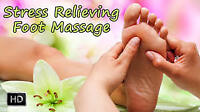 Feel better. relieve stress Pain Seniors Relaxation Massage Trai