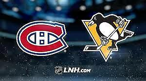 CANADIENS VS PENGUINS SAMEDI 2 MARS
