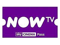 NOW TV sky cinema pass 1 Month