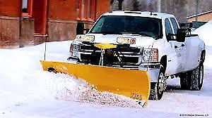 FREE QUOTES / Commercial Snow Removal / WE SHOW UP ON TIME!