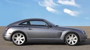 2005 Chrysler Crossfire Coupe (2 door)