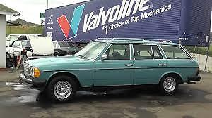I am LOOKING for a Mercedes Wagon 300td motor and transmission
