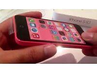 apple iphone 5c pink ee orange t mobile i can unlock unlocked virgin like NEW item