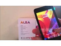 Alba 4 mobile for sale