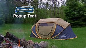 TENTE POP UP BROADSTONE 4 PERSONNES