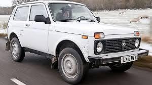 Wanted - Lada Niva