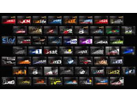 new iptv system wd 12 month sub not skybox