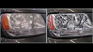 MOBILE HEADLIGHTS RESTORATION 40 $