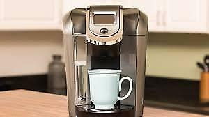 Keurig 2.0 with My K-Cup, Works Perfectly! $95