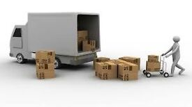 Man and luton Van hire House Office Move Rubbish Removals ikea piano Furniture Delivery Nationwide