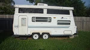 1999 18 Ft Sun-Lite Pop-Up CAN BE TOWED BY SUV OR SMALL TRUCK