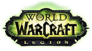 World of Warcraft Account with Legion