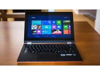"Lenovo Yoga 11s laptop (doubles as a tablet), Intel i3 128Gb SSD 11.6""touchscreen, Windows 10"