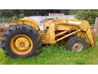 WANTED: Massey Ferguson Industrial Tractor