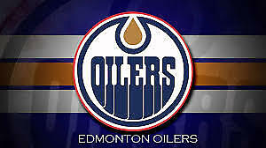 Oilers tickets in the lower bowl for sale