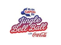2 × Floor A2 Row M -(Sunday) Capital Jingle Bell Ball 2016 (Shawn Mendes, The Vamps, James Arthur)