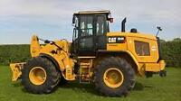 CAT 924 K front end loader for rent