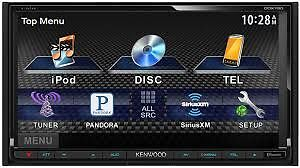 KENWOOD/JVC CAR DECKS WINTER SALE